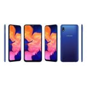 """Smartphone, Samsung GALAXY A10, DualSIM, 6.2"""", Arm Octa (1.6G), 2GB RAM, 32GB Storage, Android, Blue (SM-A105FZBUBGL)"""