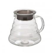 Carafa sticla V60 Hario mare 02