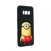 Husa de protectie Cartoon Minion pentru Samsung Galaxy S8 Plus Silicon B206