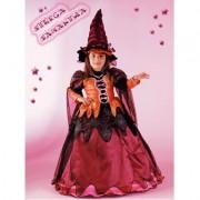 Costume strega Samantha 3/4 anni