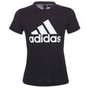 adidas DY7734 Kleding Shirts t-shirts Dames t-shirts dames