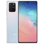Samsung Galaxy S10 Lite Duos - 128GB - Prism Wit
