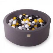 Meow Baby Dark Grey Ball Pit 30 cm