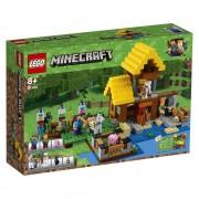 LEGO Minecraft, Casuta de la ferma 21144