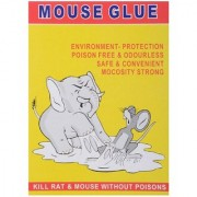 Mouse And Rat Bond Traps Glue Board Non Toxic Glue Pad Safe For Pets And Children Adhesive Sticky Odourless Non Poisonous The Ultimate Rat Catcher One Piece