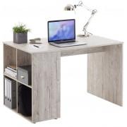 FD Furniture Computer Bureau Gent 117 cm breed - Zand eiken