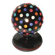Diszkó gömb, 27cm, 230V