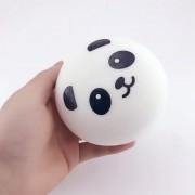 Suave Panda Animal Slow Rising Crema Descompresión Juguetes De Mano - 7cm
