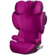 Детско столче за кола Cybex Solution Z-Fix Passion Pink 2018, 518000837