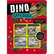 Creative Kits Dino Explorer, Hardcover/Make Believe Ideas Ltd