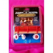 Radio Flyer Miniature Town & Country Wagon Model #2