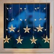 LED star curtain window decoration