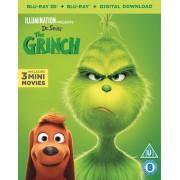 Universal Pictures El Grinch (incluye versión 3D)