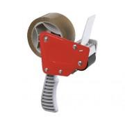 Derulator manual pentru banda, include 1 rola de banda adeziva