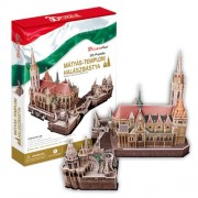 "CubicFun 3D Puzzle ""Matthias Church - Budapest"""