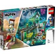 Lego Hidden Side (70435). Prigione abbandonata di Newbury