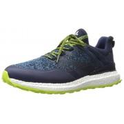 adidas Men's Crossknit Boost Conavy/CO Golf Shoe, Navy, 12 M US