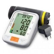 Tensiometru electronic de brat Little Doctor LD 51a afisaj XXL detector aritmie afisare data si ora adaptor priza inclus