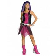 Vegaoo Kostüm Spectra Vondergeist Monster High für Mädchen - violett
