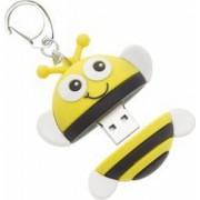 USB Flash Drive Trendz MyDoodle Character Bee 8GB USB 2.0 Galben