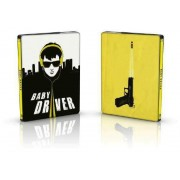 Baby Driver - BLU-RAY 2D + CD original Soundtrack (Steelbook) Mania Film