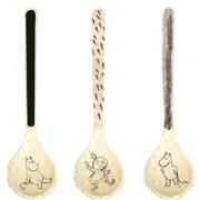 Barbo Toys Mumin Bamboo Melamin Set Skedar Trend 1 set