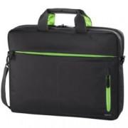 "Чанта за лаптоп Hama Marseille Style, до 17.3"" (43.94 cm), черна"