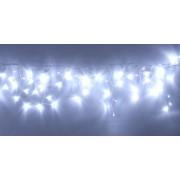 Perdea luminoasa tip turturi 240 LED-uri albe lumina rece interconectabila WELL