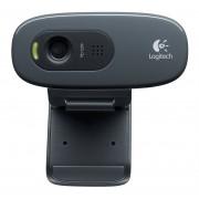 Logitech HD Webcam C270 - Câmara web - a cores - 1280 x 720 - áudio - USB 2.0