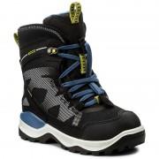 Hótaposó ECCO - Snow Mountain GORE-TEX 71020250744 Black/Black/Titanium/Black