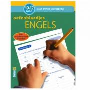 Lobbes Tijd voor huiswerk Oefenblaadjes Engels 10-12 jr