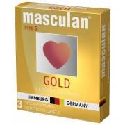 Masculan Gold kondomi