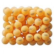 MAPOL 50 Orange 3-star 40mm Table Tennis Ball Advanced Training Ping Pong Balls