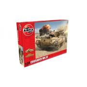 Airfix Crusader Mk Iii Tank Plastic Model Kit (1:32 Scale)