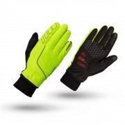 GripGrab Windster Hi-Vis vinter handskar - : Medium (9)