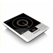 Philips HD4929 Induction Cooktop Induction Cooktop(Black, Push Button)