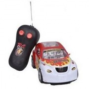 Remote Control Car RC battery Operated kids gift toy High Speed Car