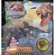 Jurassic Park Dino Trackers Forest Hunter General vs. Tyrannosaurus Rex