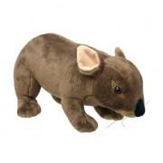 Geen Pluche wombat knuffel 25 cm
