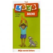 Lobbes Loco Mini Mijn eerste letters 4-5 jaar groep 1