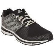 Adidas Men's Black Yaris Running Shoe