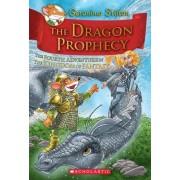 Geronimo Stilton and the Kingdom of Fantasy: Dragon Prophecy (#4) by Geronimo Stilton