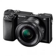 Sony fototoestel Sony a6000 ILCE-6000L - Digital camera - Alpha / 16-50 / 3.5-5.6 PZ OSS (SEL-P1650)