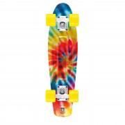 "Osprey Tye Splash 22"" Retro Plastic Skateboard - SK0034"