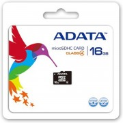 ADATA Micro SDHC 16 GB