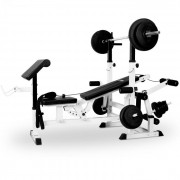Klarfit Bancă pentru greutăți FIT-KS02 Home Gym Workout Machine (FIT-KS02)