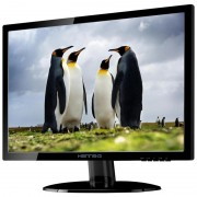 "Monitor TFT, HannsG 23.6"", HE247DPB, 5ms, 40Mln:1, DVI, Speakers, FullHD"