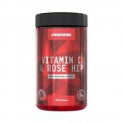 Prozis Vitamin C 500mg + Rose Hip Professional 120 tabs