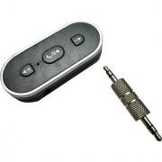 Cp Bigbasket Car Bluetooth MP3 Player (Black/Silver)