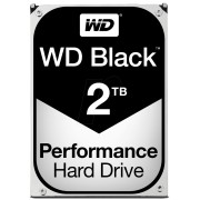 WD2003FZEX - 2TB Festplatte WD Black - Desktop